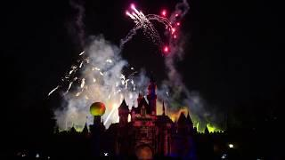 Disneyland Halloween Screams Fireworks