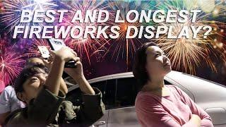 Iloilo Business Park Floats, Lights, Fireworks, and Drones - Day One Dinagyang 2020