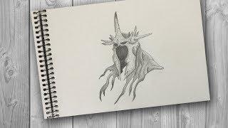 Рисунок карандашом ЛЕГКО и быстро для начинающих #10