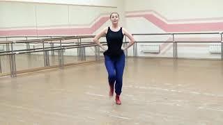Хлопушки и дробушки. Русский народный танец. Мастер-класс руководителей ансамбля «Расея».