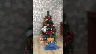 Новый год (Замела метелица город мой, Новогодняя елка шарики хлопушки, Детский хор Великан)