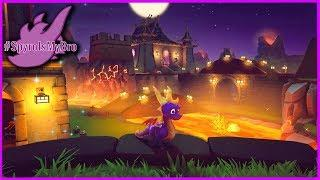 Fireworks Factory REVEALED, Crash & Spyro Team Racing? & More - #SpyroIsMyBro Podcast