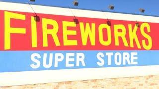 Sandusky Fireworks Super Store Tour 2019