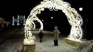 У цирка на проспекте Вернадского Новый год!