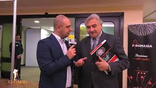 Intervista Presidente Anisp XII edizione International Fireworks Fair by GECIMALI