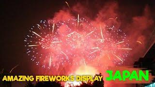 THE BEST OF JAPAN | AMAZING FIREWORKS DISPLAY | 30th MACAO INTERNATIONAL FIREWORKS DISPLAY CONTEST