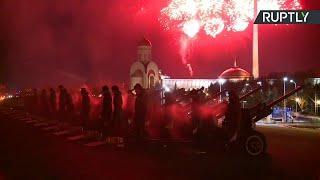 Игорь Яковенко Праздничные салюты и короновирус 14 04 20