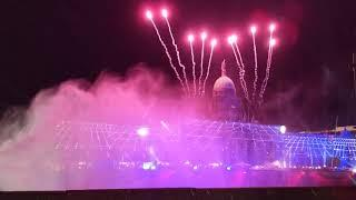 2019 Countdown and Fireworks Dublin