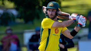 Glenn Maxwell fireworks light up Brisbane