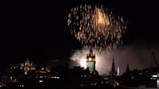 Edinburgh Festival Fireworks 2019 - Part 2 of 4