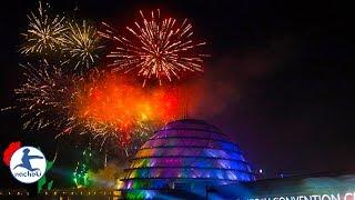 Amazing New Years Fireworks Displays Around the African Continent