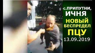 Активисты ПЦУ избили священника и женщину, взломали двери в храм в с. Припутни, Ичня (Черниг. обл)