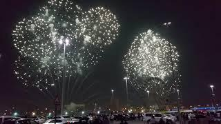 47th UAE National Day Fireworks- Dubai Festival City