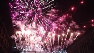 Video: 'Frozen' fireworks at Walt Disney World