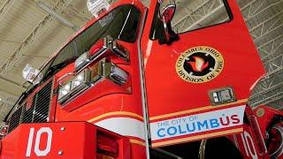 Columbus Fire Chief: Homemade fireworks started fire