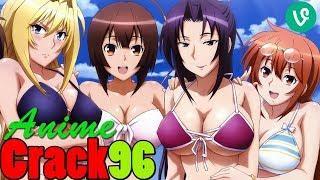 Аниме Приколы под музыку #96 | Anime Crack #96