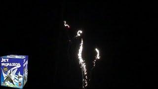 Shogun Fireworks: Jet Propulsion 500g DEMO