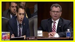 FIREWORKS! Sen. Josh Hawley DESTROYS Judicial Nominee for Comparing Catholics to the KKK