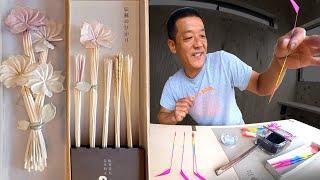 A Japanese Master Craftsman Taught Me To Make Senko Hanabi Fireworks