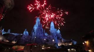 Star Wars: Galaxy's Edge Fireworks Over Batuu!