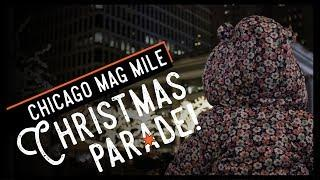 The Chicago Magnificent Mile Lights Festival Parade & Fireworks! Plus, Shopping with the Boys!