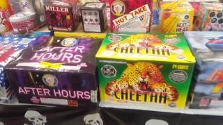 Blackjack fireworks demo day product showcase 4/13/2019
