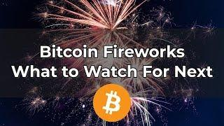 Bitcoin Fireworks: What to Watch For Next