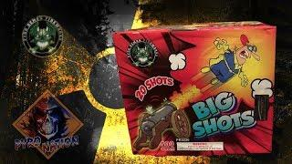 BIG SHOTS - PYRO DEMON FIREWORKS