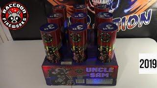 UNCLE SAM - RACCOON FIREWORKS
