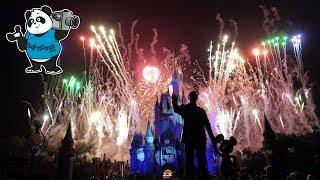 FINALE! DVC Moonlight Magic Fireworks! Magic Kingdom Walt Disney World