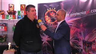Intervista Gold Dragon XII edizione International Fireworks Fair by GECIMALI