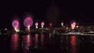 Beautiful Fireworks  Status