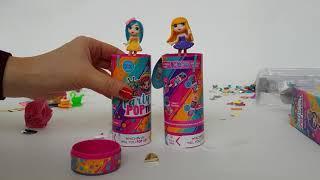 Party pop teenies распаковка обзор товара