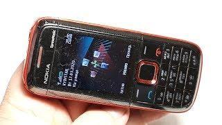 Nokia 5130 XpressMusic. Даром. Капсула времени. Телефон от подписчика Сергея Еремина из России