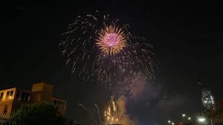 Target Fireworks - Aquatennial Minneapolis
