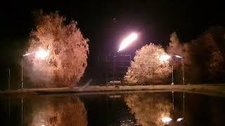 03.10.2019 шоу на Высокий Полет 2019 Международный Пиротехнический Форум