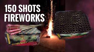 150 Shots Boracay by Leegendary Fireworks Manila Philippines Fiesta 2020