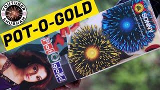 POT O GOLD from Sony Fireworks - Dual SHELL Sky Shot Testing for Diwali Festival