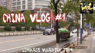 China Vlog #1 Welcome To Liuyang The City of Fireworks
