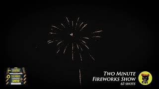 Two Minute Fireworks Show
