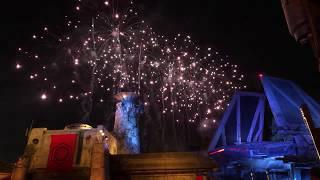 LIVE: Disneyland Forever Fireworks - Star Wars: Galaxy's Edge