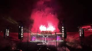190504 BTS Rose Bowl Day 1- ending fireworks