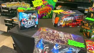 Fireworks shop cosmic prices 2020