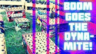 Boom Goes The Dynamite - Fireworks Celebration |  Sub Milestone