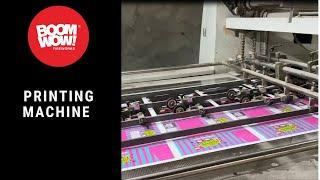 printing machine by boomwow fireworks Story