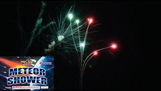 Meteor Shower - 40 Shots - Top Gun Fireworks