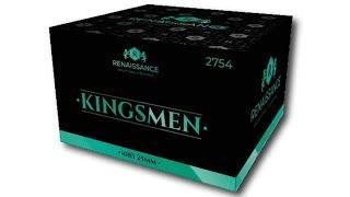 180€ VERBUND Kingsmen Evolution Fireworks | PyroExtremGermany