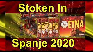 Stoken In Spanje 2020 - Vuurwerk Compilatie - Fireworks