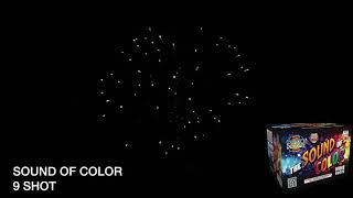 Sound of Color -- Chillicothe Fireworks