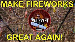 Trailer - MAKE FIREWORKS GREAT AGAIN! - Valencia 2020